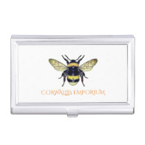 Bee Retail Or Farm Business Card Holder