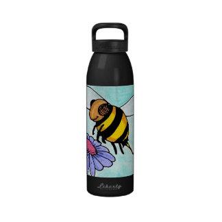 Bee Reusable Water Bottles