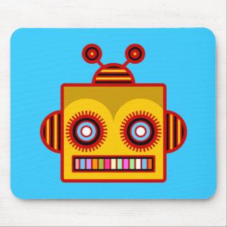 Bee Robot Fun Mousepad