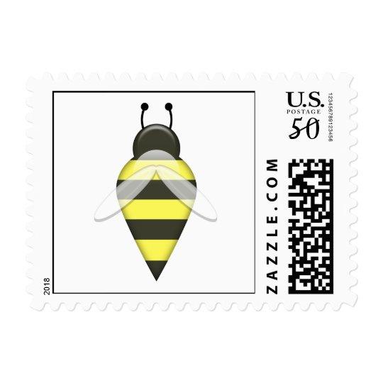 Bee Series 1 Postage Stamp