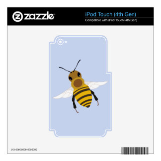 Bee Decals For iPod Touch 4G