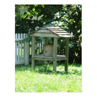 Bee Skip in Williamsburg Postcard