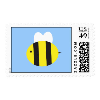 Bee Stamp