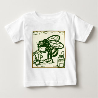 Bee Standing Baby T-Shirt