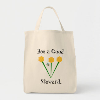 Bee Stewardship Farmer s Market Bag