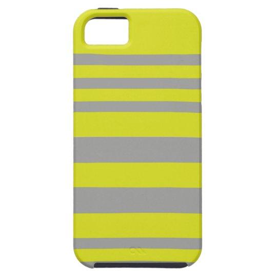 Bee stripes clear funda para iPhone SE/5/5s