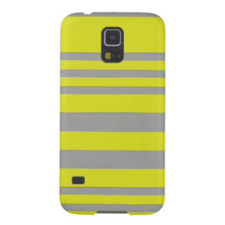 BEE stripes to clear Galaxy S5 Case