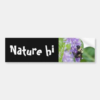 bee suite bumper sticker