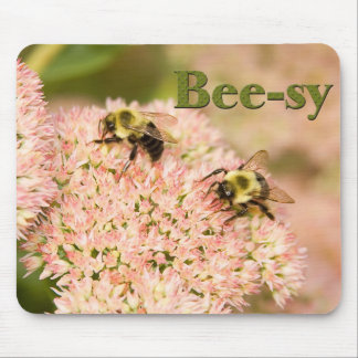 BEE-SY BEE MOUSE PAD