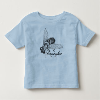 Bee T-shirt Baby's Honeybee Shirt Baby Bug Shirt
