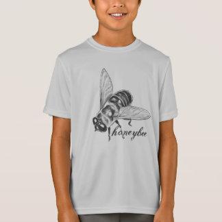 Bee T-shirt Kid's Honeybee Bug Shirt Bug Shirt
