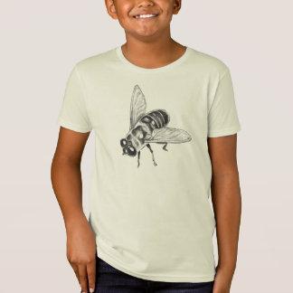 Bee T-shirt Kid's Honeybee Shirt Insect Bug Shirt