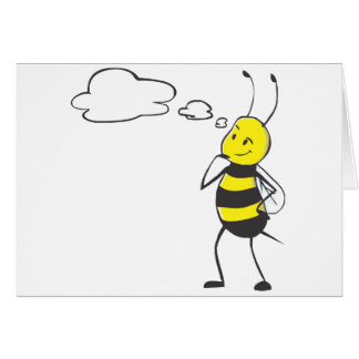 Bee Thinking Cards