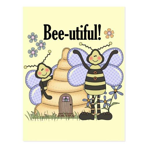 Bee-utiful Bumblebees Postcard