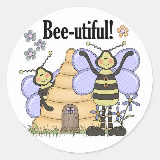 Bee-utiful Bumblebees Stickers