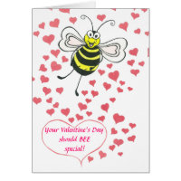 BEE - Valentine's Day - Card
