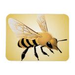 Bee Vinyl Magnet