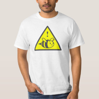 Bee Warning T-Shirt