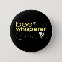 Bee Whisperer Button