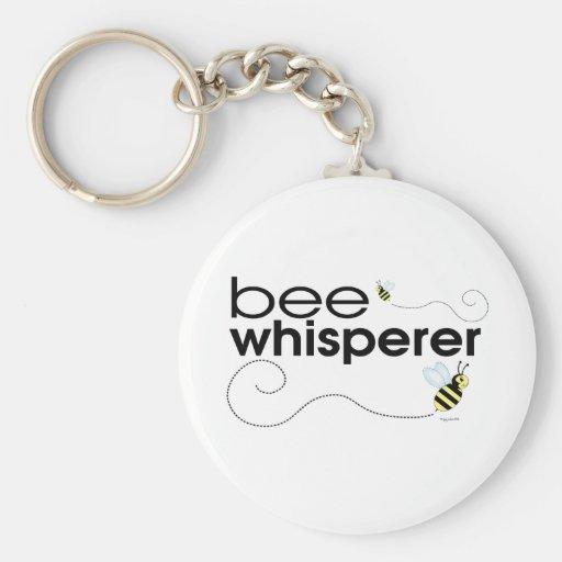 Bee Whisperer Keychain