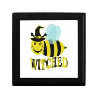 bee witched keepsake box