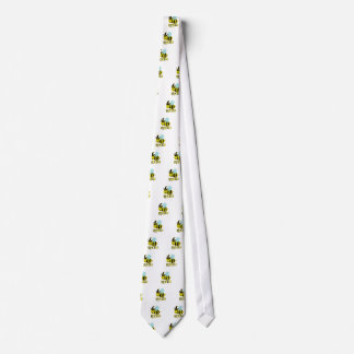 bee witched neck tie