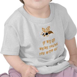 Bee With You Tshirts