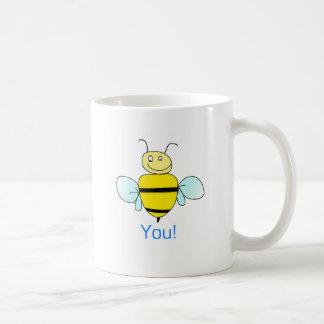 Bee-You. Coffee Mug