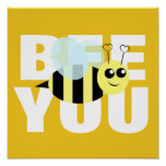 Bee You Poster