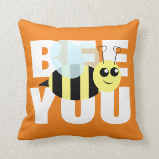 Bee You Throw Pillow