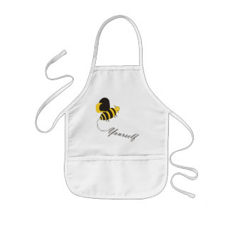 Bee Yourself Kids' Apron