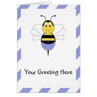 BeeBee Bumble Bee Greeting Card