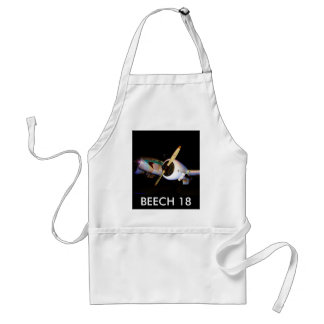 Beech 18 Relic, BEECH 18 Apron