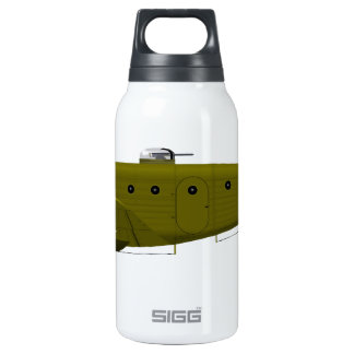 Beech AT-11 Kansan Thermos Water Bottle