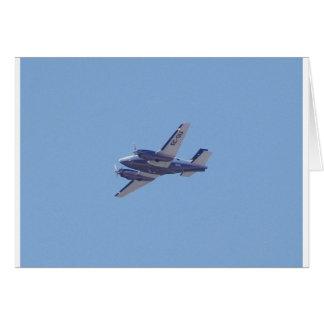 Beech B90 King Air Cards