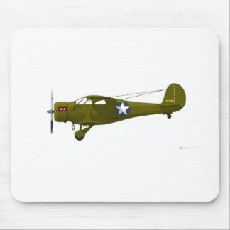 Beech C-43 Traveler Mouse Pad