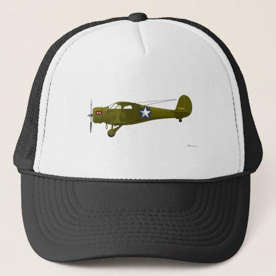 Beech C-43 Traveler Trucker Hat