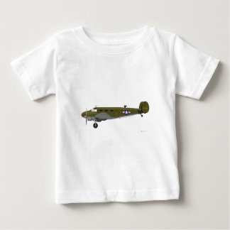 Beech C-45 Expeditor Army Air Corps Baby T-Shirt