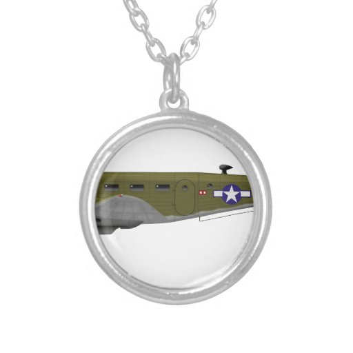 Beech C-45 Expeditor Army Air Corps Pendant
