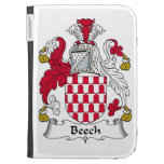 Beech Family Crest Kindle 3G Cases