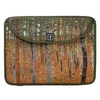 Beech Forest by Gustav Klimt MacBook Pro Sleeve