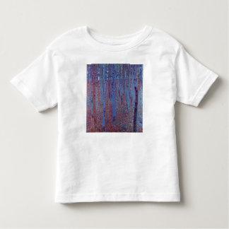 Beech Forest by Gustav Klimt Toddler T-shirt