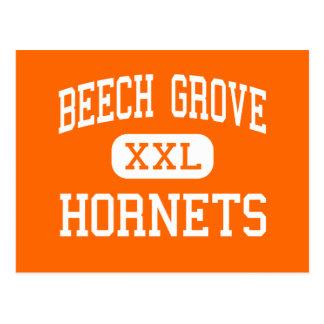 Beech Grove - Hornets - High - Beech Grove Indiana Postcard