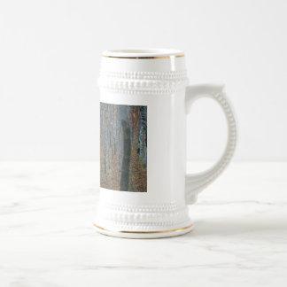 Beech Grove I by Gustav Klimt Coffee Mug