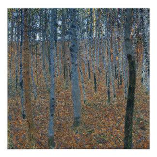 Beech Grove I by Gustav Klimt Photo Print