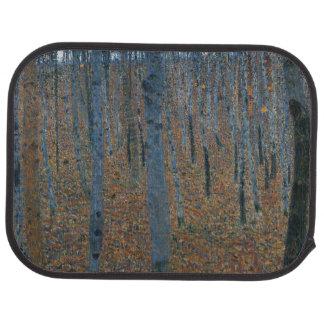 Beech Grove I by Gustav Klimt Car Mat