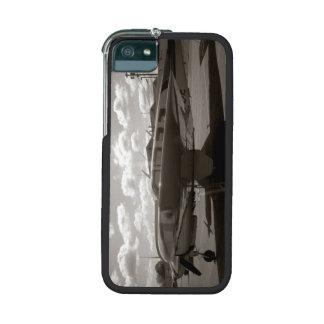 Beech King Air Graft iPhone 5/5S Case, Black