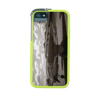 Beech King Air Graft iPhone 5/5S Case, Yellow