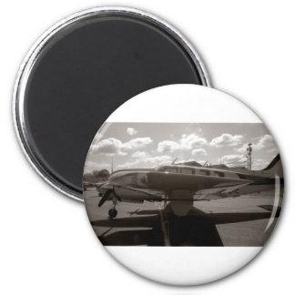 Beech King Air Magnet