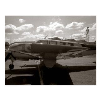 Beech King Air Postcard